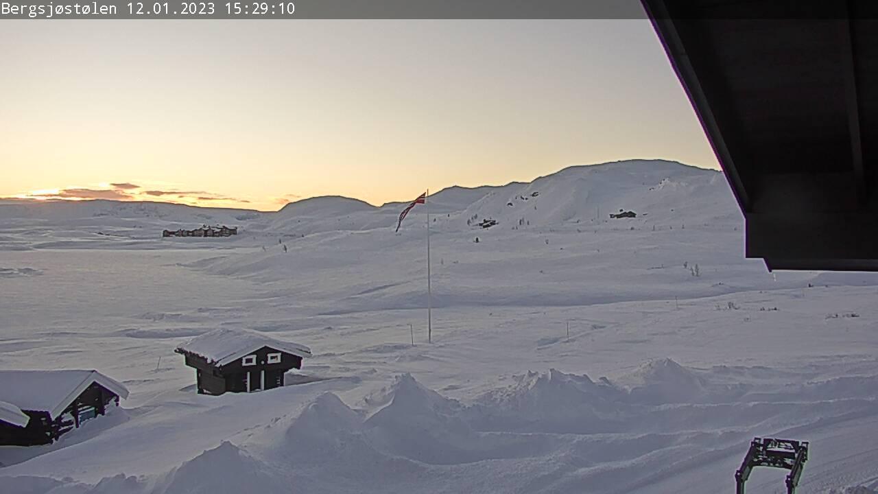Webcam Bergsjøstølen, Ål, Buskerud, Norwegen